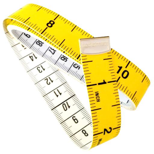 Standard (19 mm) Измерительный сантиметр