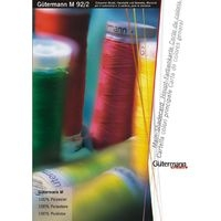 Thread color card Sew All, Extra strong, Top-stich