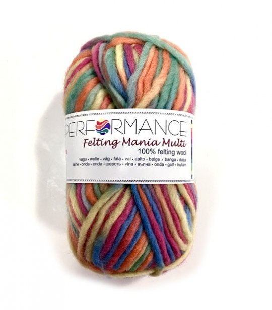 Felting Mania Multi