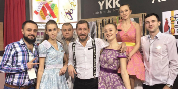 ПИМ на выставке Kyiv Fashion 2018 февраль